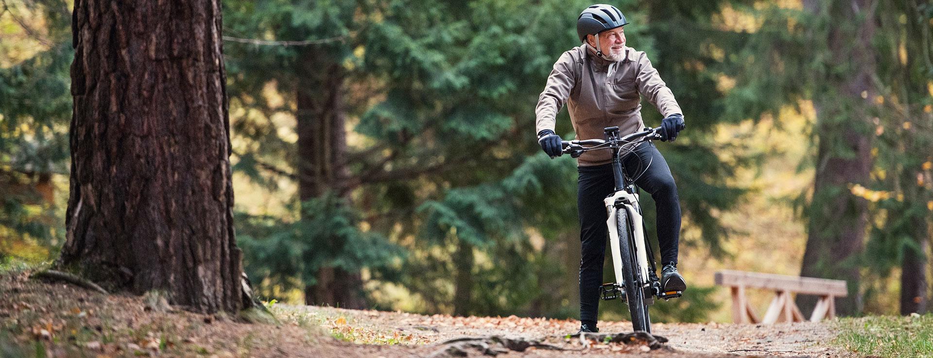 Hiking y rutas en bicicleta eléctrica