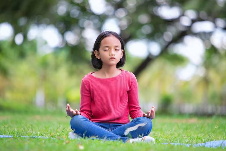 meditación mindfulness para niños