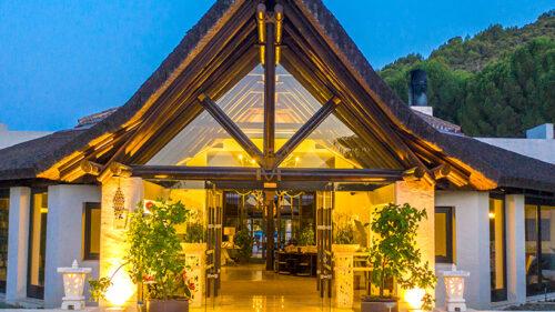 Hotel Boutique en la Sierra de la Nieves
