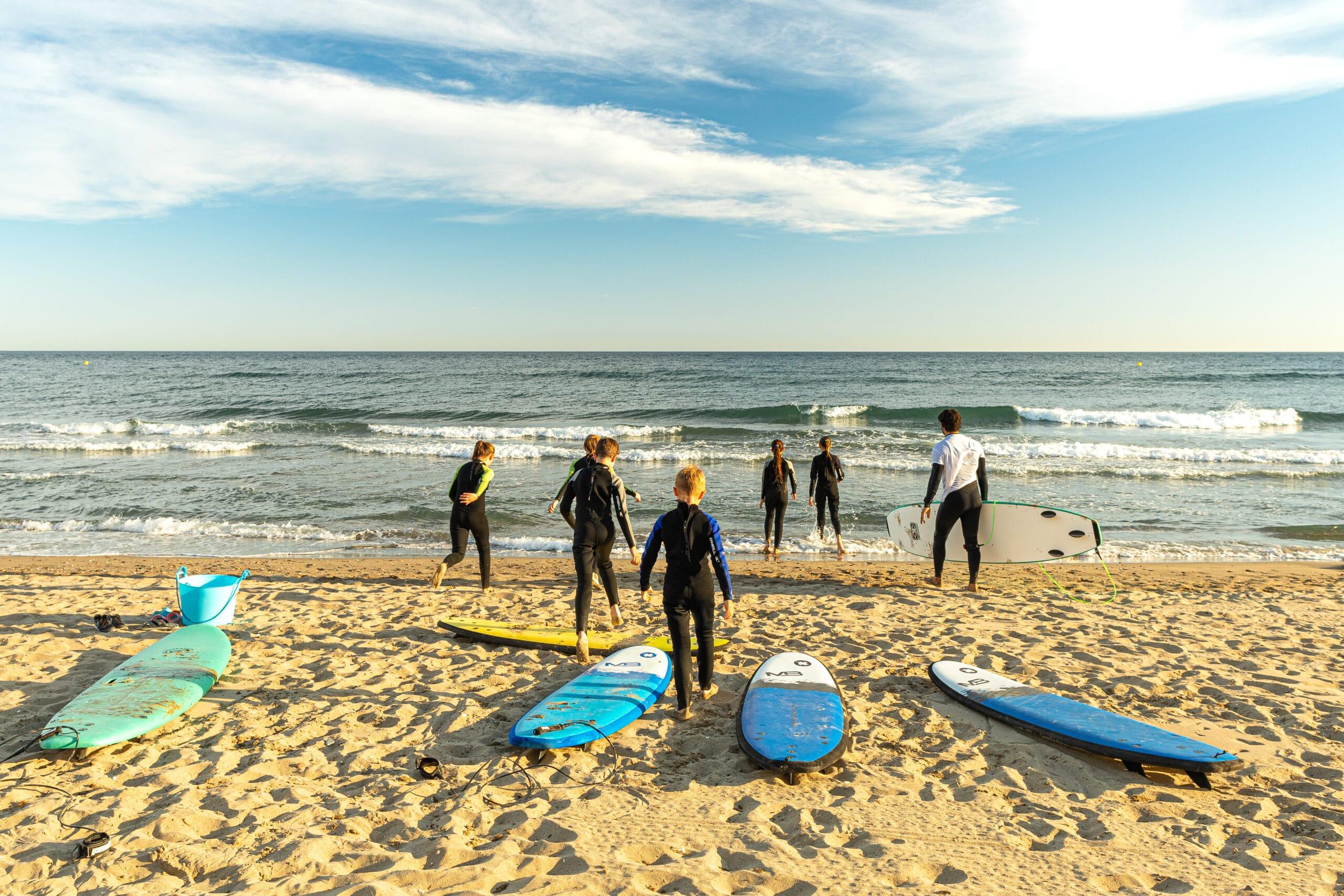 surf in marbella